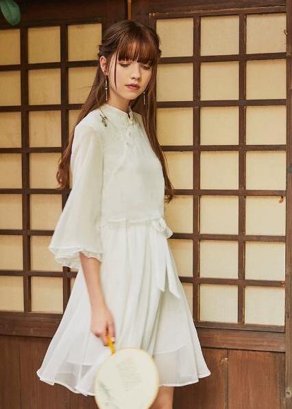 汉元素裙子好看的汉元素裙子有哪些?