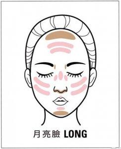 脸型妆容 什么样的脸型适合什么样的妆容