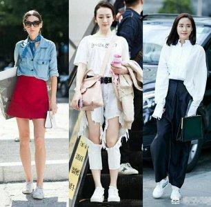 春夏季节有许多漂亮的鞋子 什么颜色(款式)的鞋子最百搭