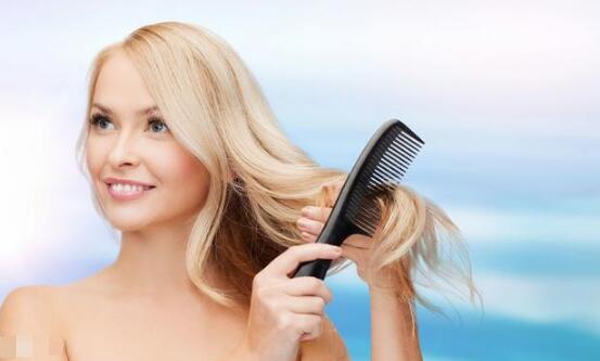 洗发水香味 柔滑