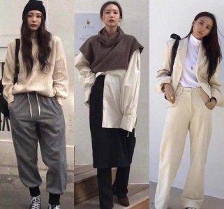很多女人总是觉得自己衣柜永远少一件衣服 冬季如何混搭风穿衣?