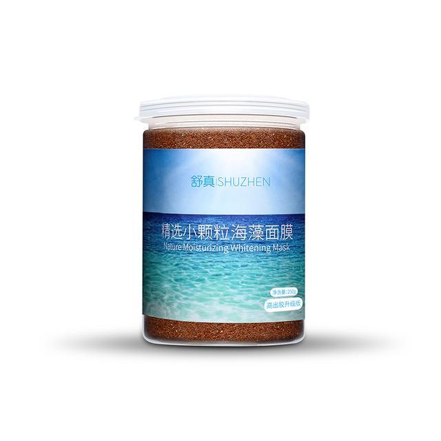 舒真海藻面膜