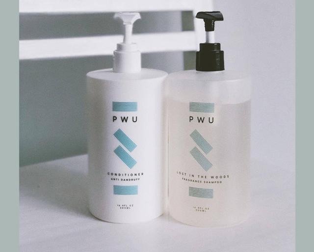 PWU洗发水