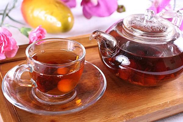 养生茶怎么搭配?