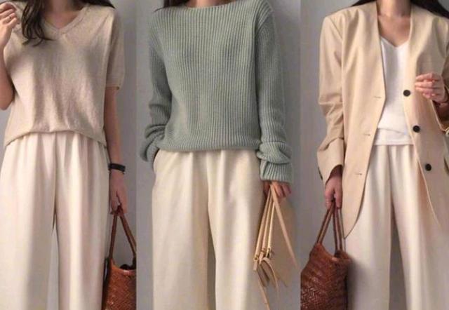 生活当中大部分的女人都比较爱美冷淡风怎么穿女生性冷淡风穿搭