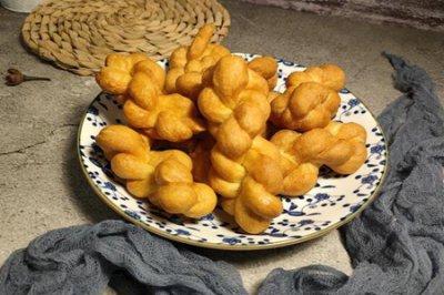 炸麻花家庭做法 外酥里软炸麻花的做法和配方