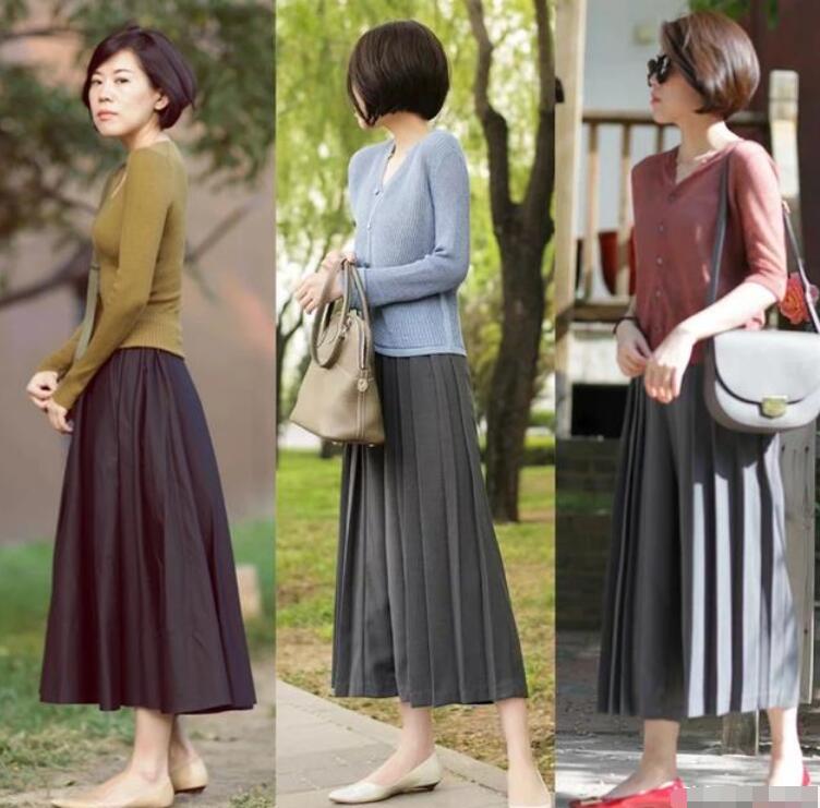 六十岁的女人穿什么样的衣服时尚?在我看来六十岁的女人穿什么衣服好看?