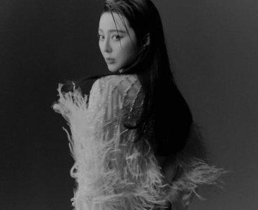 范冰冰国内拍杂志封面 黑白大片表现力十足