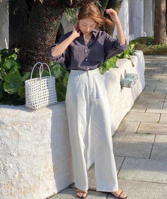 梨形身材梨形身材怎么穿搭夏季