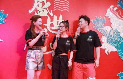 杜海涛与吴昕同框现身 两人现场互动十分逗趣搞笑