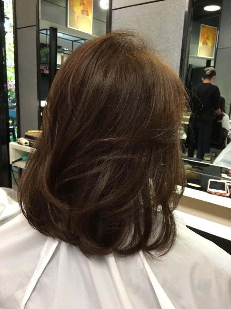 怎么简单打理长头发