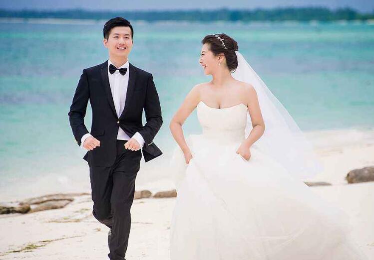 结婚只有一次拍婚纱照什么样的好看?