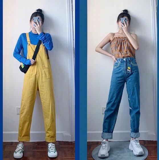 20岁的女孩子20岁适合的风格的衣服