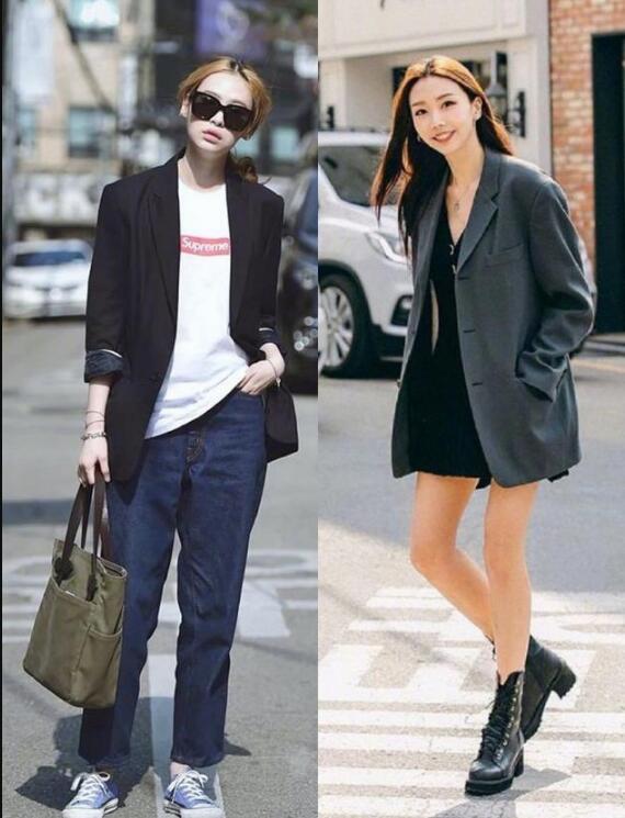 时尚保暖穿搭怎么穿搭时髦还保暖