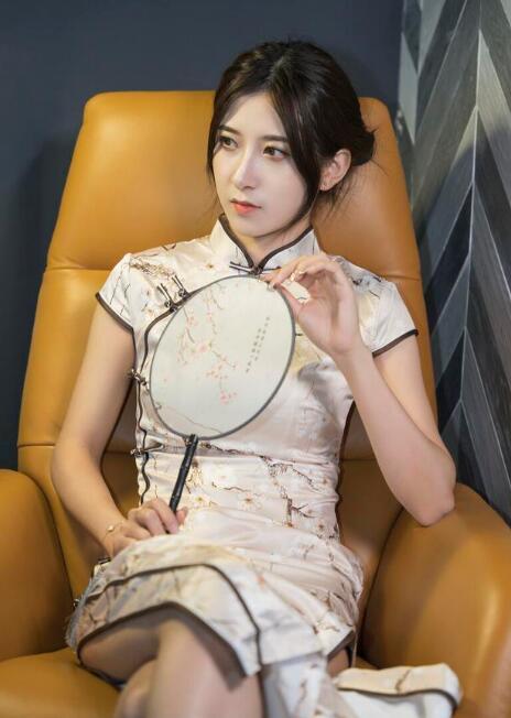旗袍很难穿得得体好看为什么旗袍很难穿得好看得体?