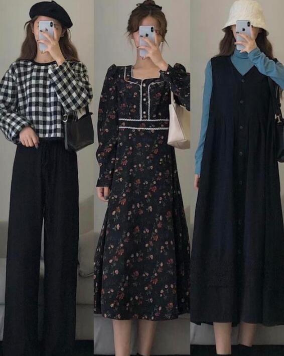 秋冬季节如何搭配衣服 女生很好看的穿搭冬天
