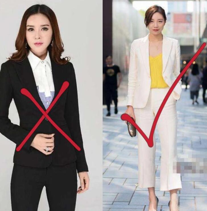 穿衣打扮一直与我们保持着密切的关联 老板怎么穿西装不像销售?