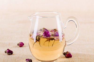 玫瑰花茶有什么好处?女性常喝年轻活力又养颜!
