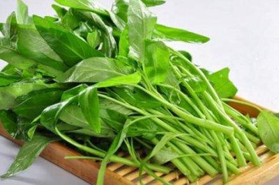 空心菜的功效与作用 五个女人吃空心菜的营养价值