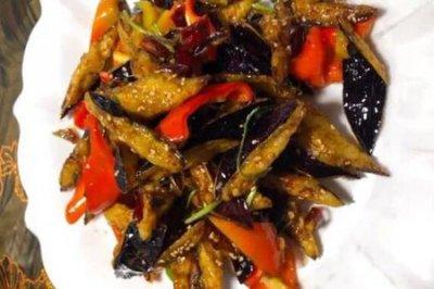 风味茄子怎么做酥脆 风味茄子的做法酸甜焦脆营养