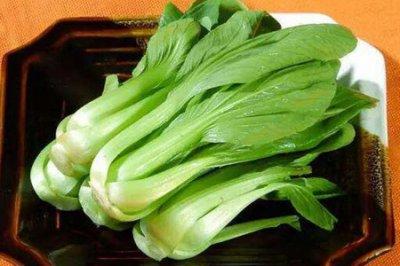 油菜的功效与作用 五个女人吃油菜的营养功效