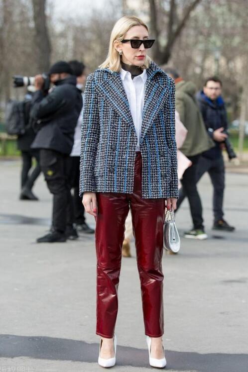 小香风的外套 小香风外套怎么搭配最好看?