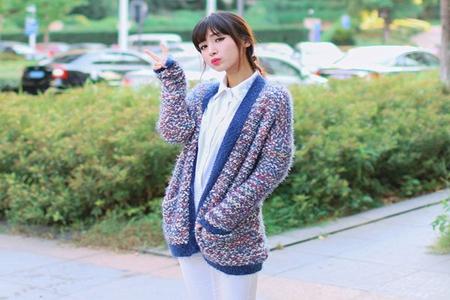 针织衫如何搭配?潮流穿搭技巧教女生变身时尚达人