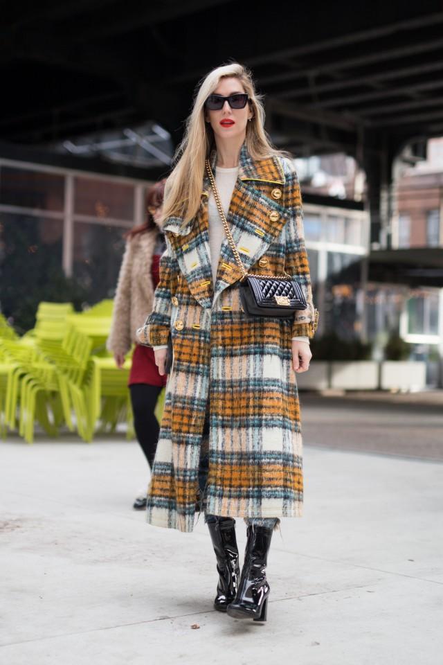冬天好看又保暖的穿搭 冬季穿搭显瘦小技巧