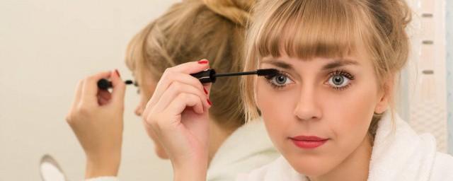 正确的化妆怎么画