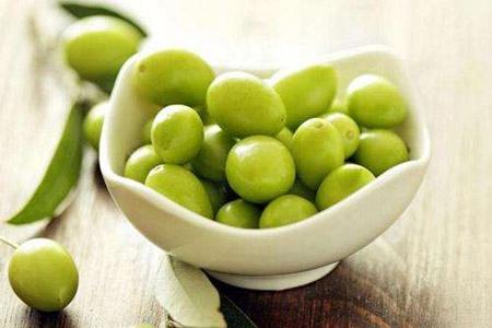 橄榄果的功效与作用