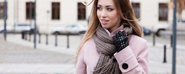 围巾搭配的小技巧 围巾搭配的小技巧推荐