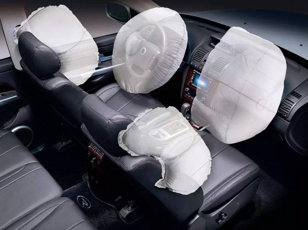 安全气囊的种类有哪些