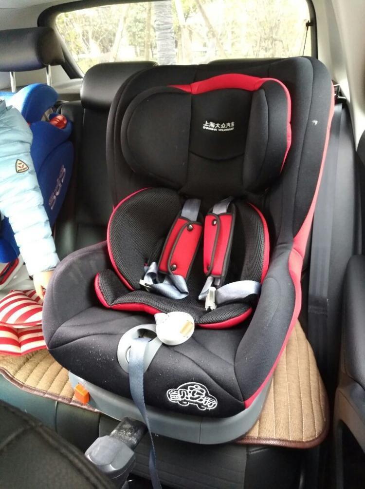 安全座椅的安装方法