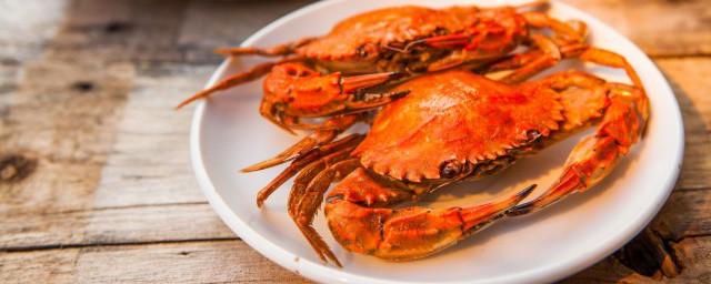 蟹黄的营养价值及禁忌
