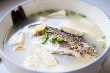 女人喝鱼汤有什么好处?