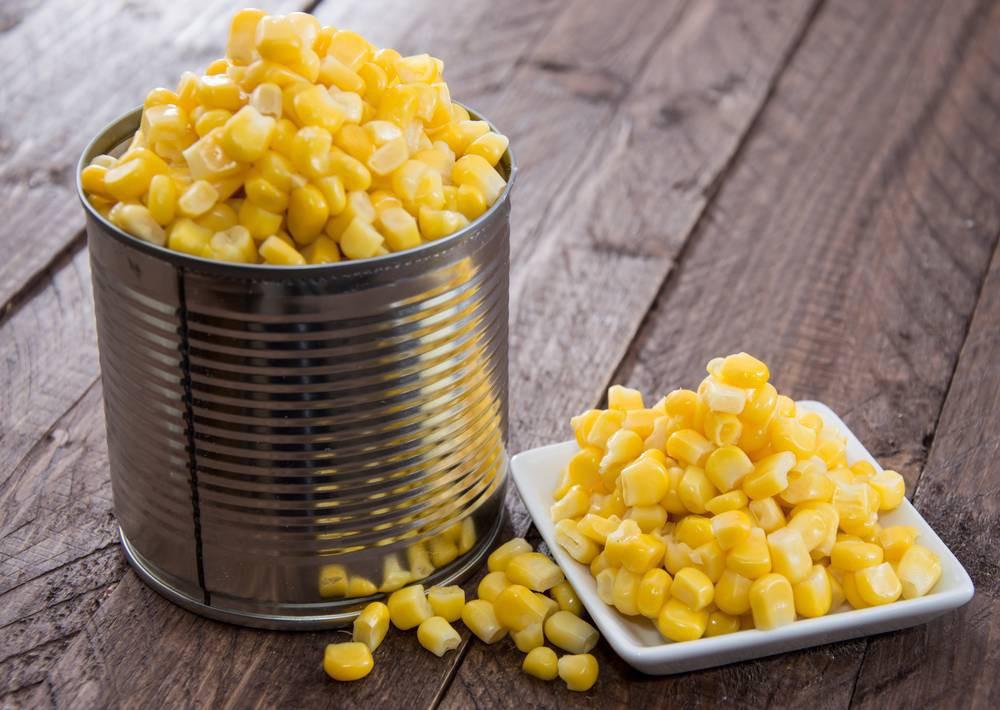 玉米罐头怎么开盖