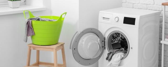 洗衣机有异味怎么清除