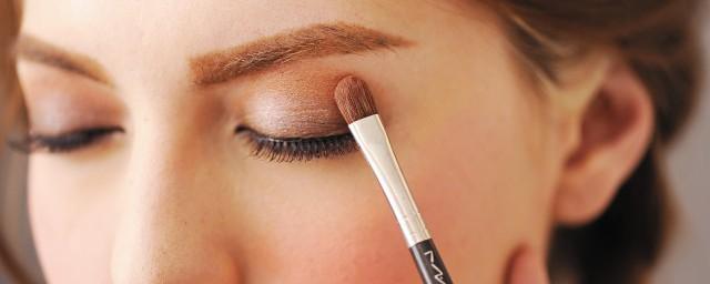 新手单色眼妆教程
