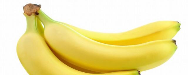 保鲜膜包香蕉正确方法