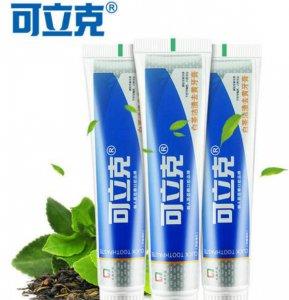 可立克蜂毒牙膏怎么样 可立克牙膏是正规厂家生产的吗