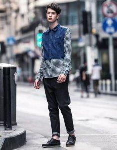 男士穿衬衫怎么搭配 休闲衬衫怎么搭配裤子和鞋子