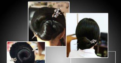 使用簪子有哪些小技巧 怎么用一根簪子固定头发