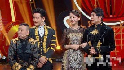 章子怡参加《王牌对王牌》 被吐槽放不开
