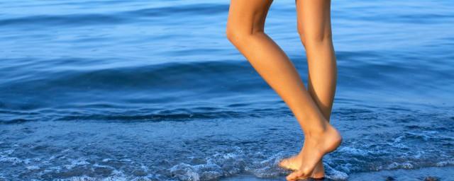 走路瘦腿高效方法
