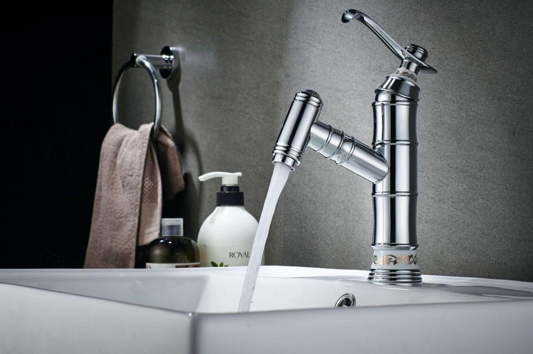 卫生间水龙头清洗方法