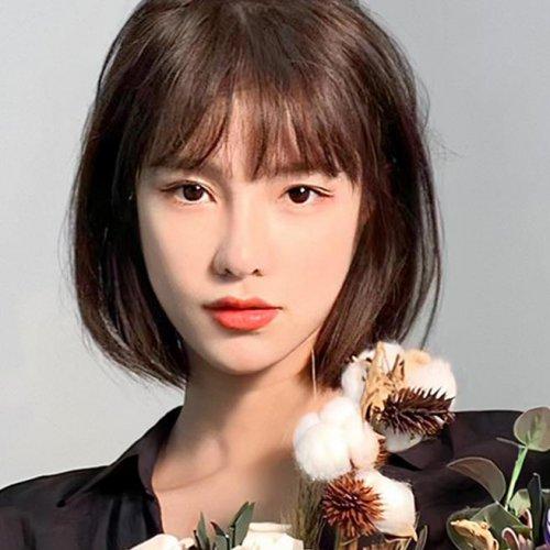 短发怎么弄好看韩国版
