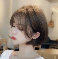 短发适合剪什么刘海 女生剪短发意味着什么