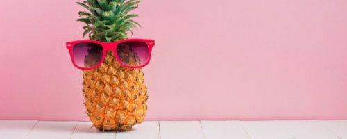 菠萝含糖高吗