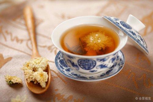 菊花茶的正确泡法窍门
