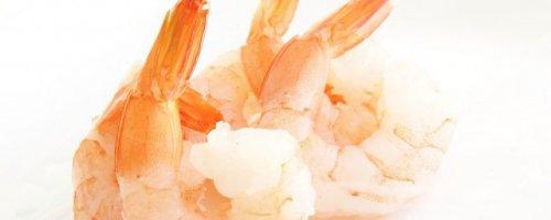 菠萝和虾可以一起吃吗